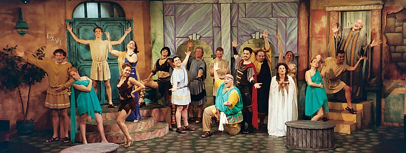 A Funny Thing Happened on the Way to the Forum 2003