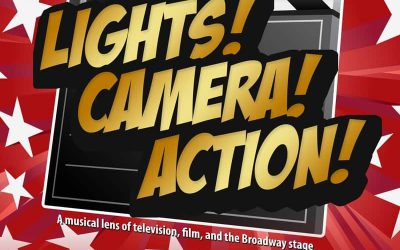 "2018 Summer Camp ""Lights, Camera, Action!"""
