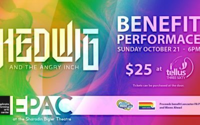 Hedwig Benefit Performance @ Tellus360