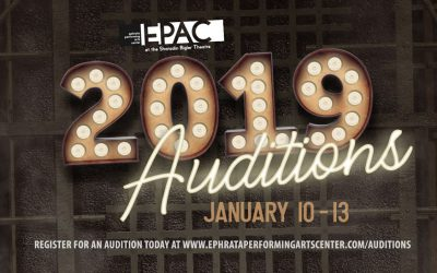 2019 Season Auditions