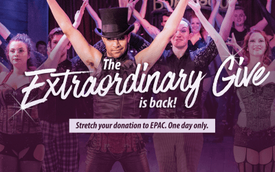 Be Extra. Give to EPAC This Extraordinary Give!