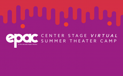 Center Stage Summer Theater Camp Update