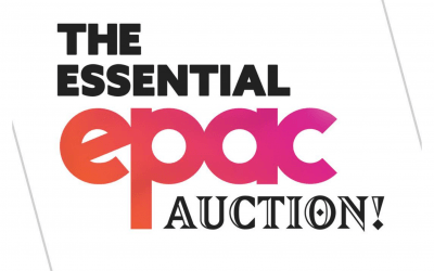 The Essential EPAC Auction!