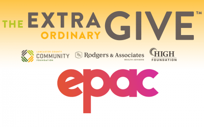 Give to EPAC this ExtraGive 2020