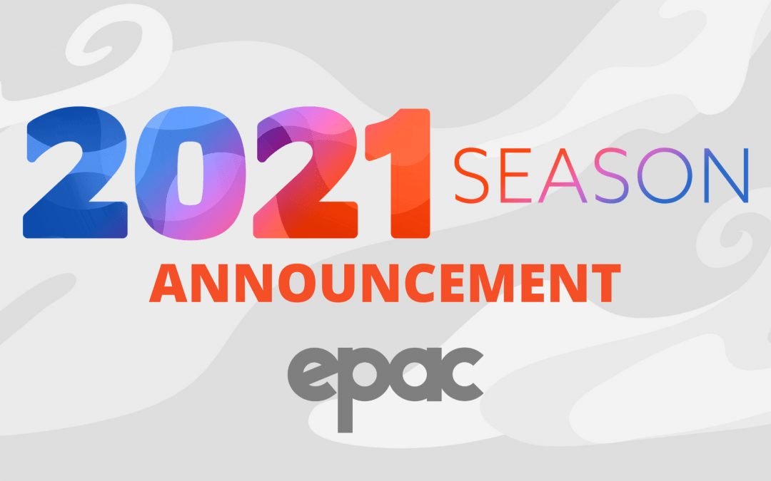 EPAC Announces 2021 Season