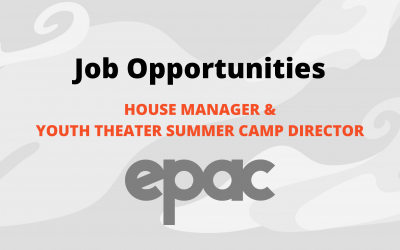 Job Openings at the Ephrata Performing Arts Center